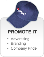 Promote It - Advertising, Branding, Company Pride